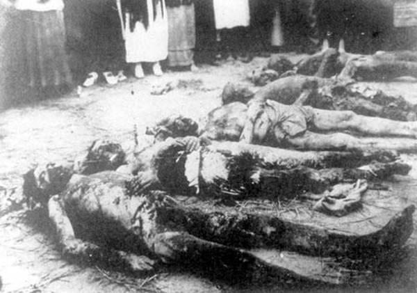 Жертвы красного террора