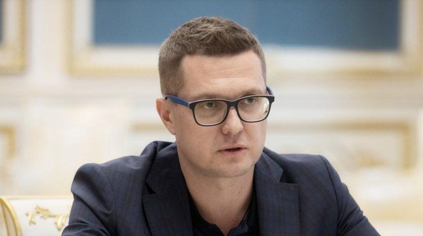 Службу безопасности Украины возглавил Баканов