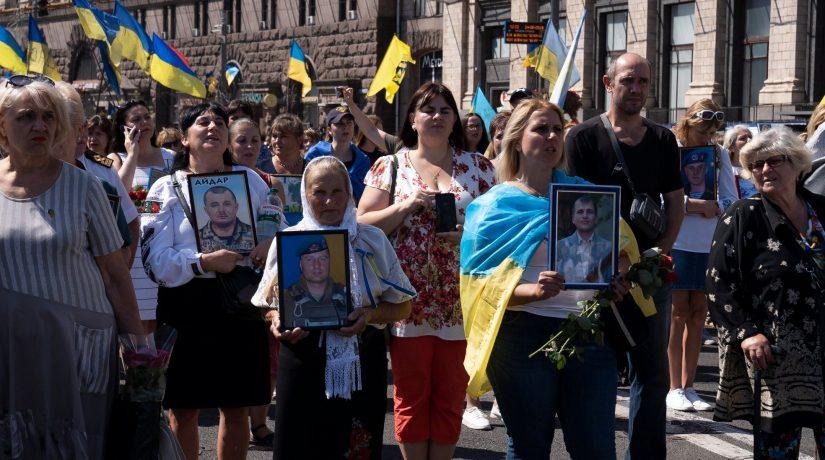 Пятилетие боев за Иловайск. Как столица вспоминает трагические события