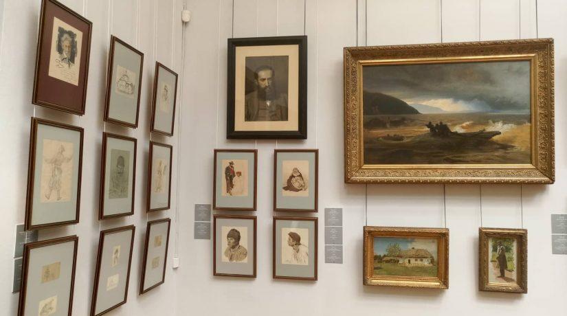 Киевская картинная галерея приглашает на выставку малоизвестных работ Репина
