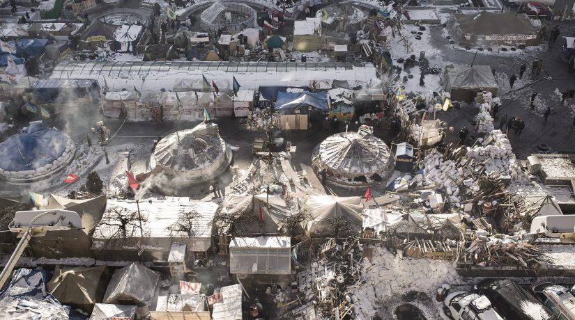 Чем сегодня занимаются активисты и комбаты, которые не прошли в Раду