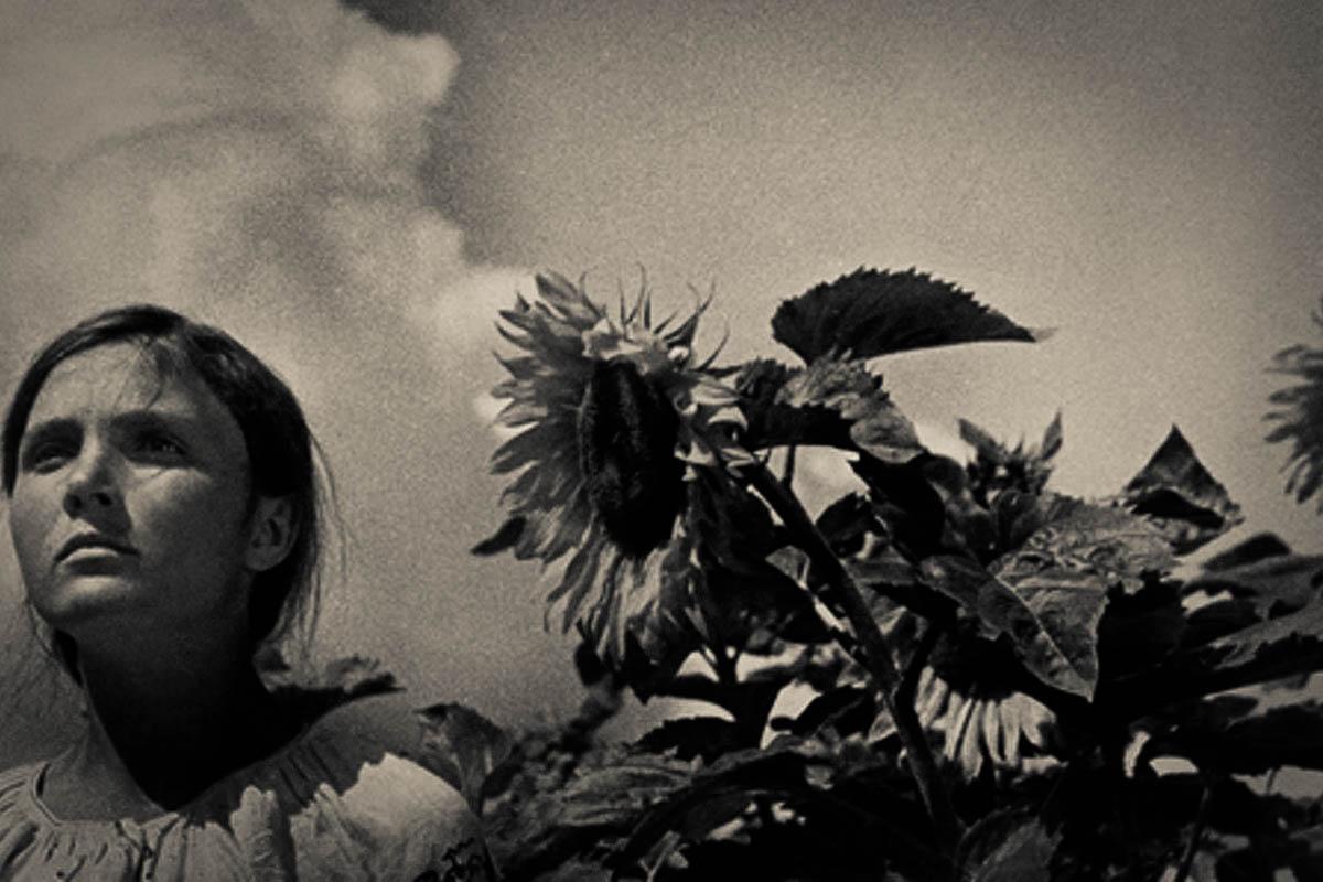 Александр Довженко – режиссер - украинское кино – фильм «Земля»