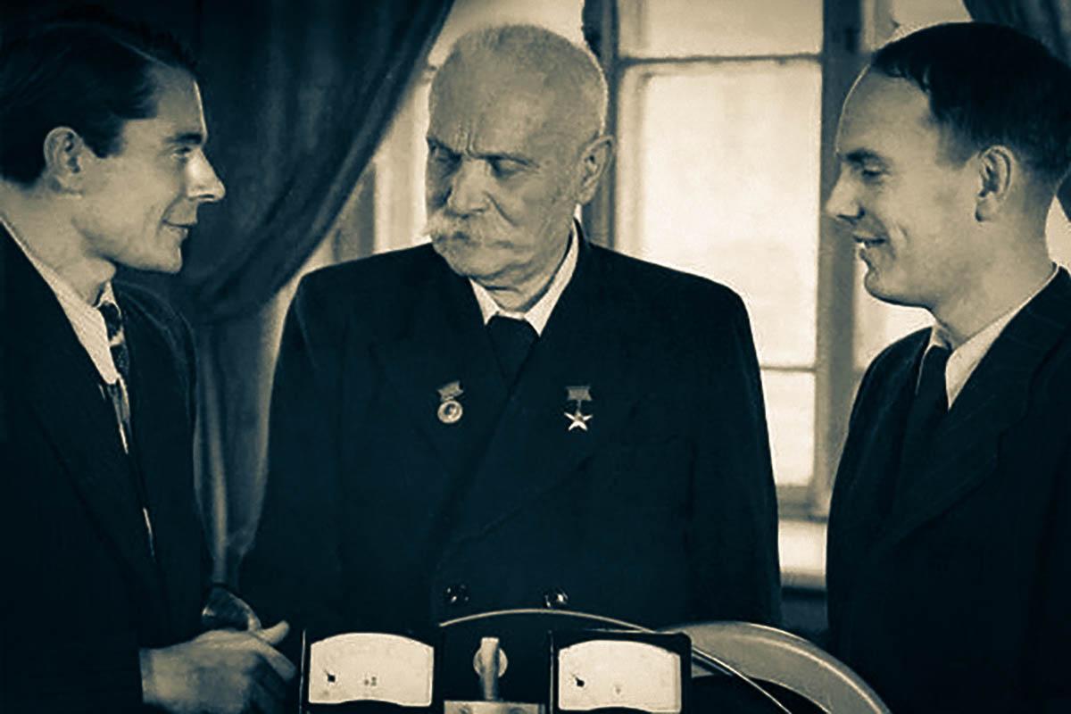 Борис Патон – Евгений Патон – сварка – киевские изобретатели – сварка мягких тканей – сварка в воде – сварка в космосе