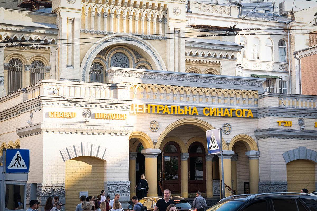 Лев Бродский – династия Бродских –– киевские меценаты – синагога Бродского – хоральная синагога Бродского