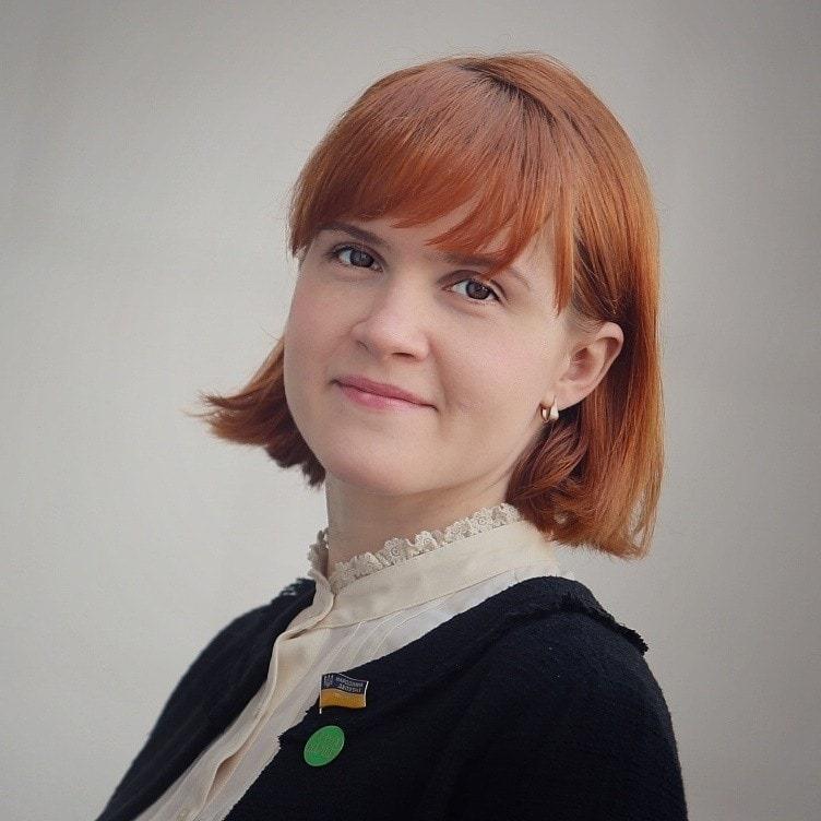 народный депутат, Марьяна Безуглая