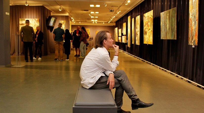 Фактура эмоций, выставка