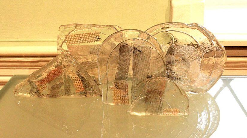 художественное стекло, выставка