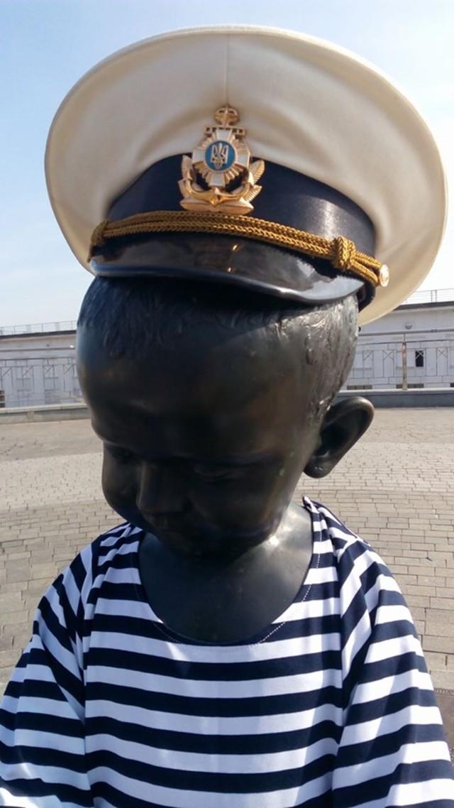 малыши-моряки