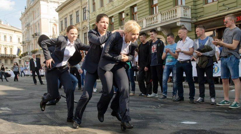 В Киеве состоится чемпионат мира по многоборью телохранителей Bodyguard-2019