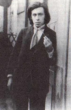 И. Г. Эренбург в 1919 г.