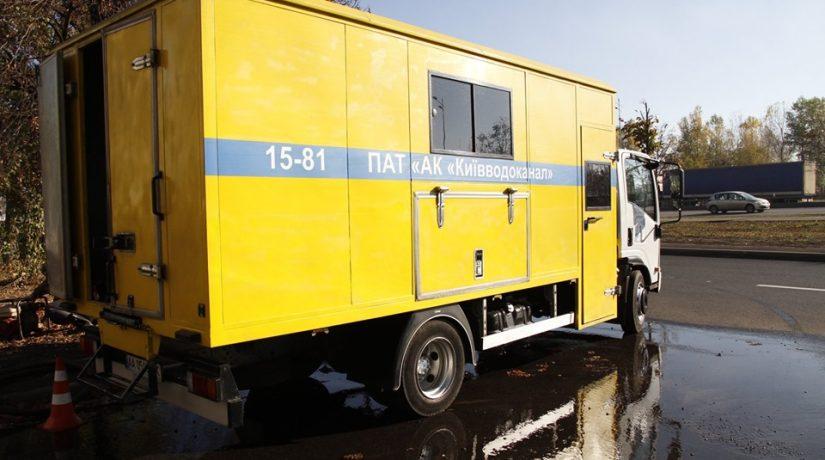 «Киевводоканал» предупредил о плановом отключении водоснабжения