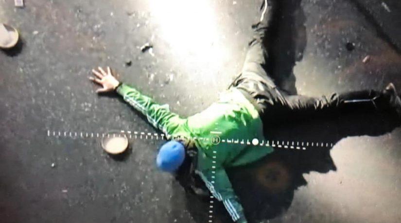 Аваков готов взять на поруки задержанного на мосту Метро минера – видео допроса