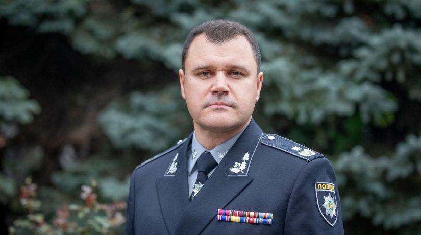 Новым главой Нацполиции назначен генерал Игорь Клименко