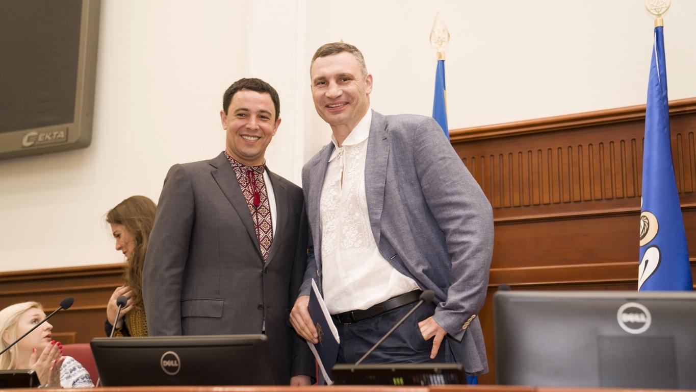 Кличко Прокопив