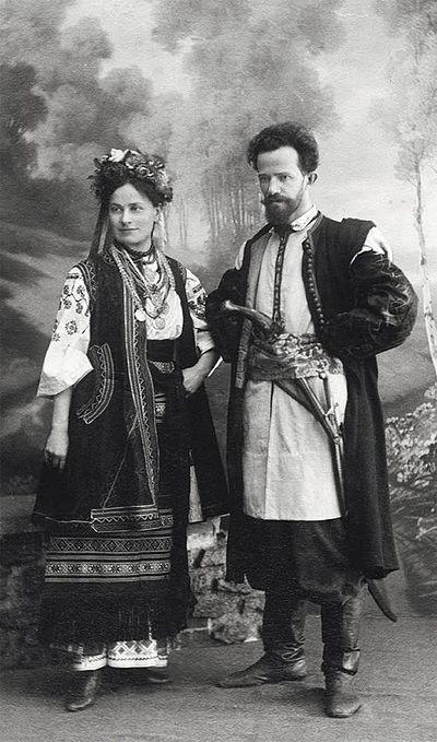 Мурашко с женой