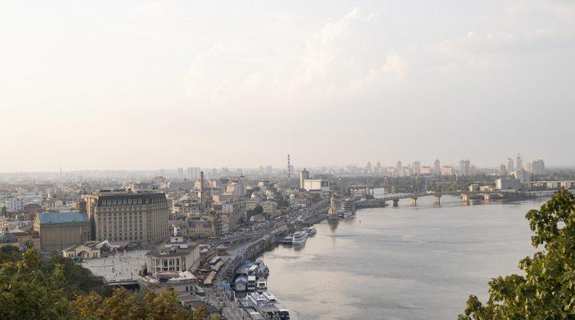 «Покажи гостям Киев». От реки до реки. Часть 1