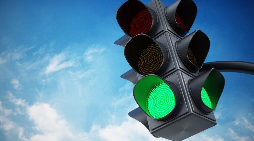Зеленая волна светофор