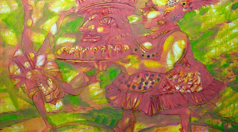 Арт-галерея «Мануфактура» приглашает на выставку «Амбивалентность»