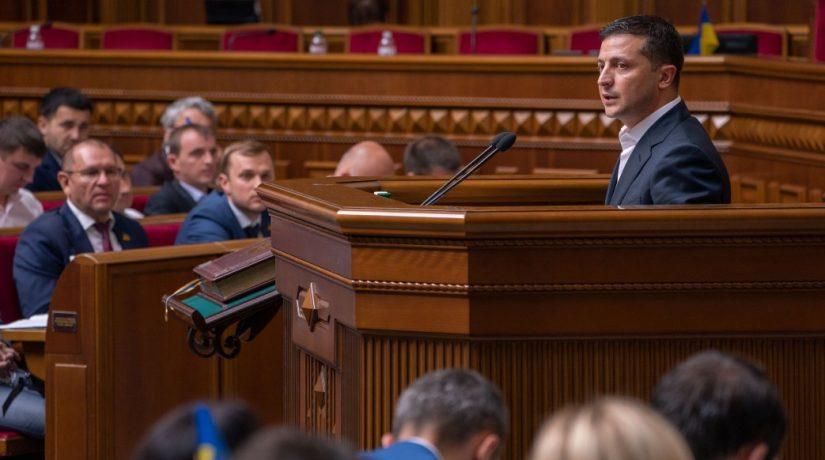 Зеленский ветировал закон о химической кастрации педофилов
