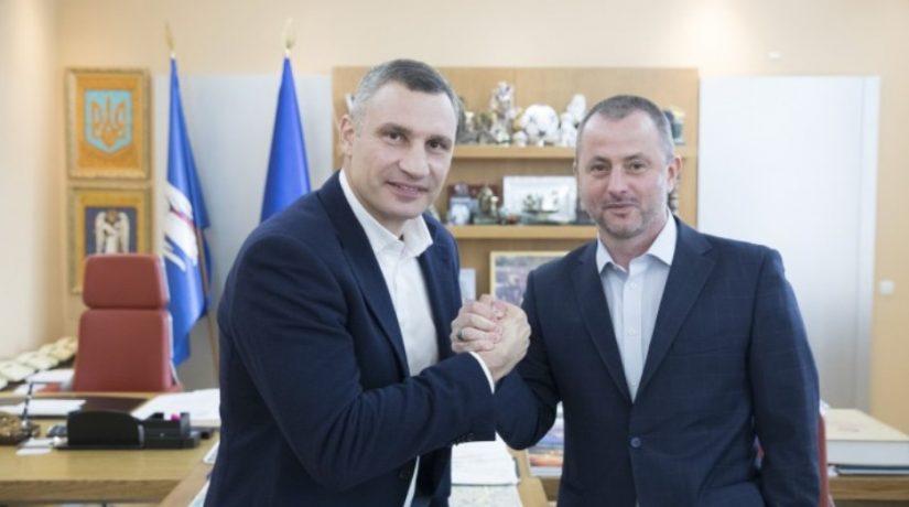 Кличко назначил Максима Бахматова на должность кризисного менеджера