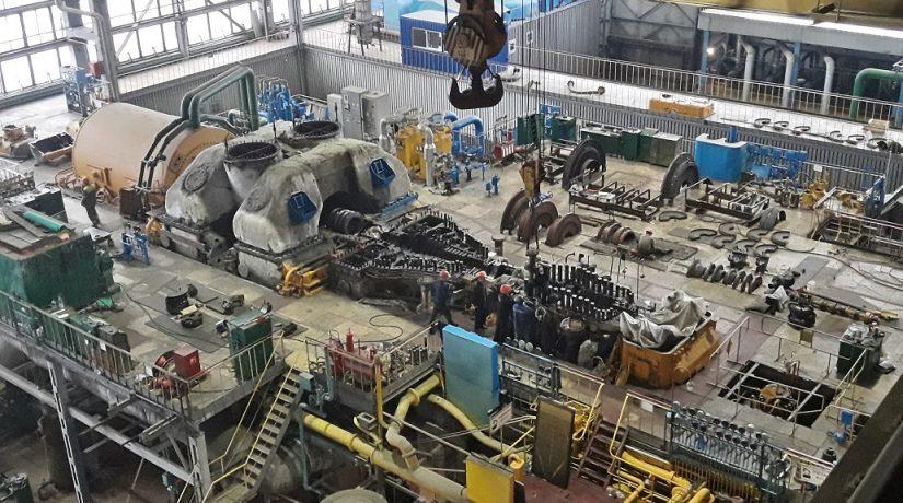 На ТЭЦ Киева отремонтировали более 1,5 тысячи единиц отопительного оборудования