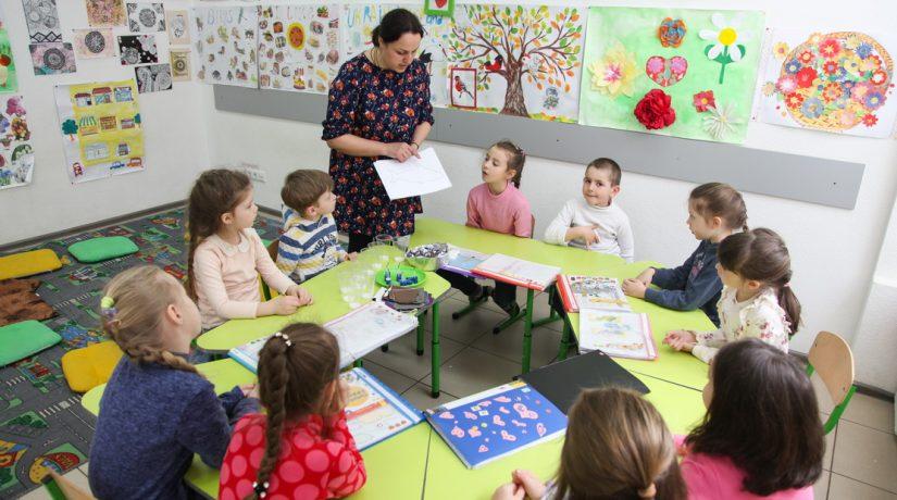 В Святошинском районе появится новый коммунальный детский сад