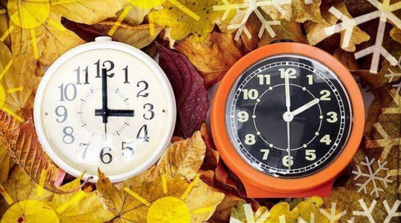 В ночь на 27 октября в Украине отменяется летнее время