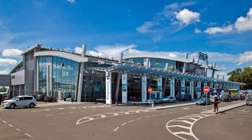 Аэропорт «Киев» присоединился к всемирному флешмобу #TetrisChallenge
