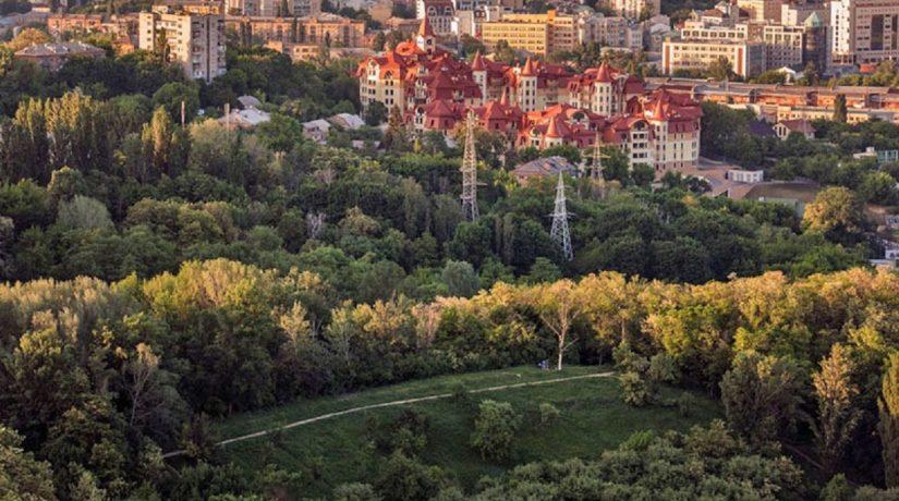 В Соломенской РГА обсудят перспективы парка «Протасов яр»