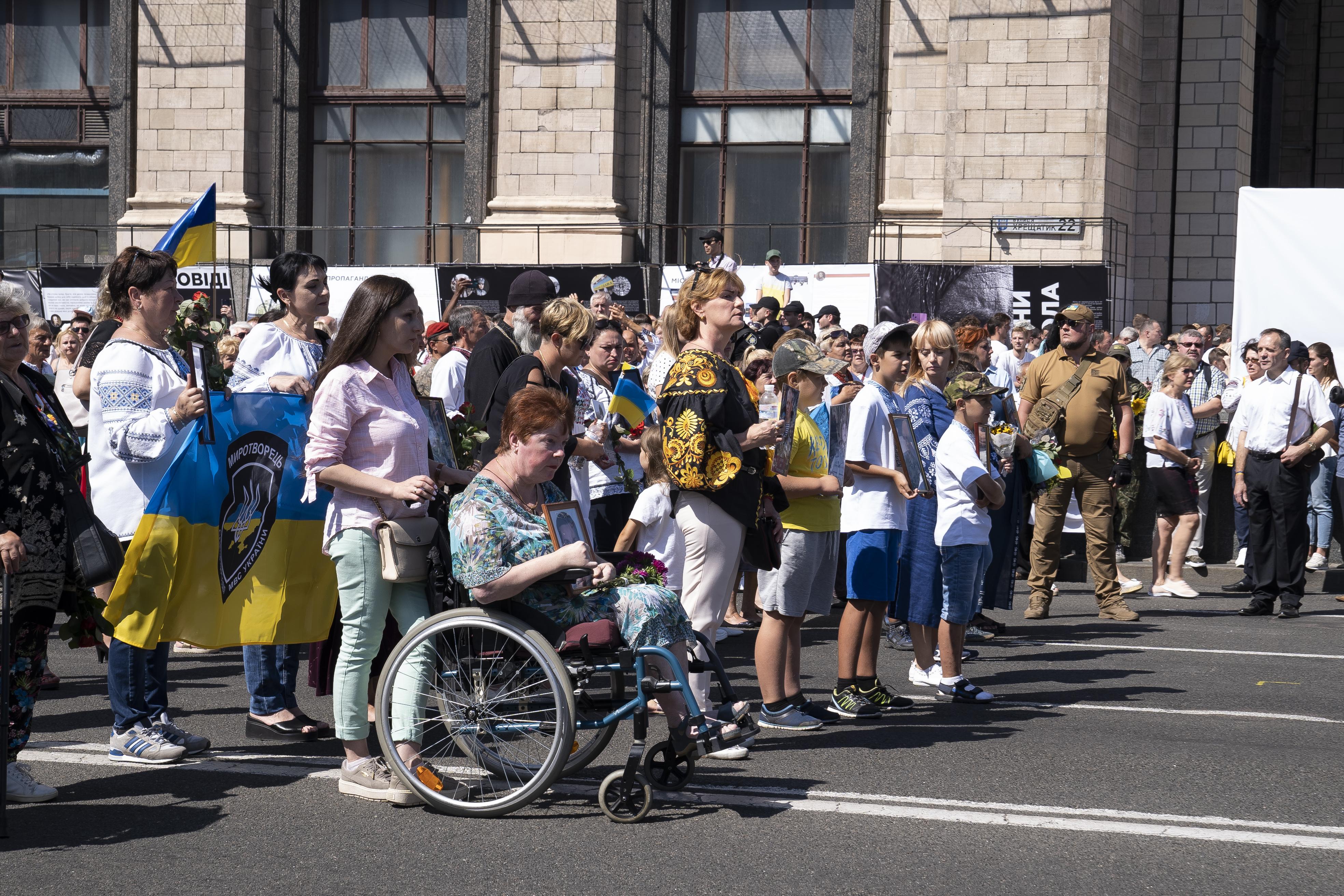 ветераны, инвалиды