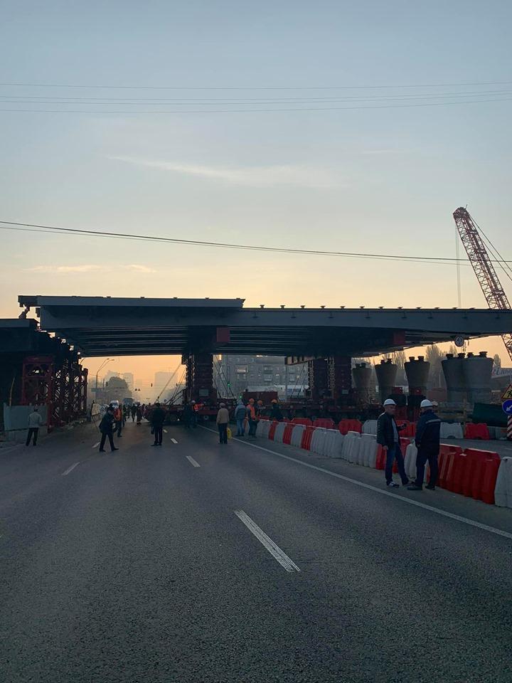 шулявский мост, 20.10.2010