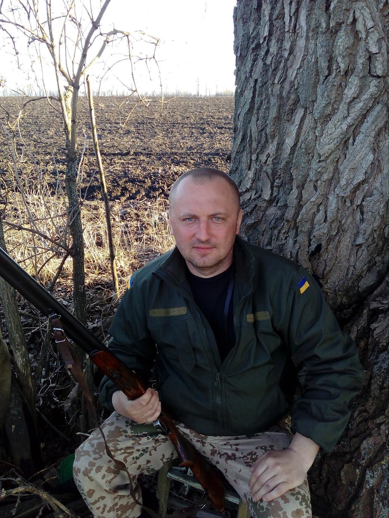 Полицейский Николай Ермолаев. Фото: соцсети