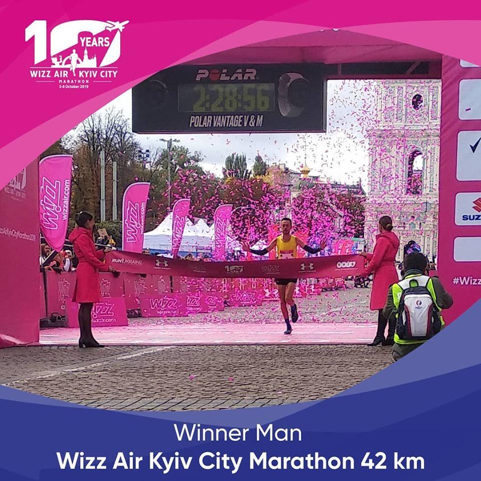 10th Wizz Air Kyiv City Marathon 2019