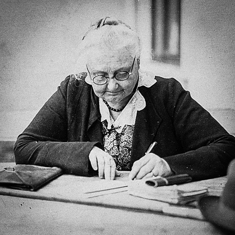 День учителя – преподаватели – женская киевская гимназия – Аделаида Жекунова