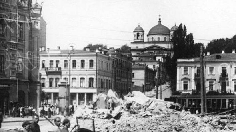 Осень-1919 в Киеве: коммуналка вразнос