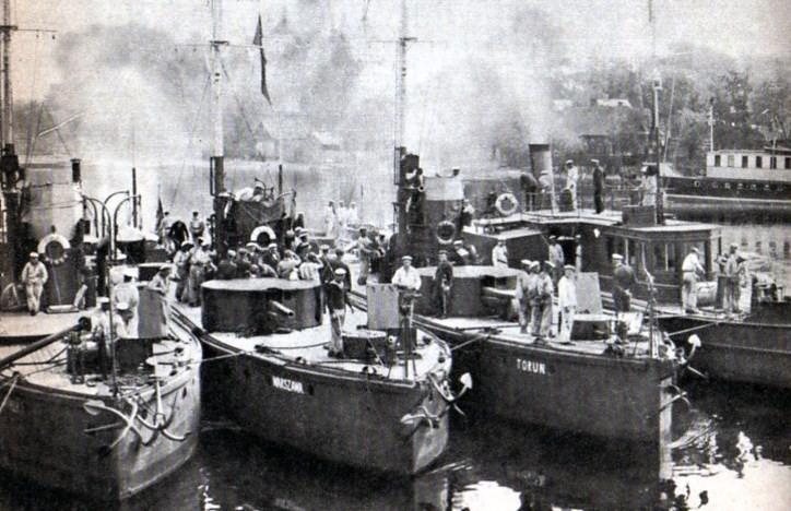 Днепровская флотилия