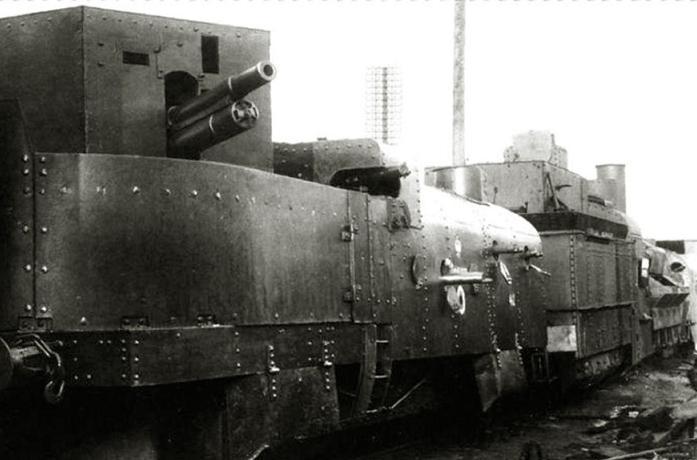 Белый бронепоезд