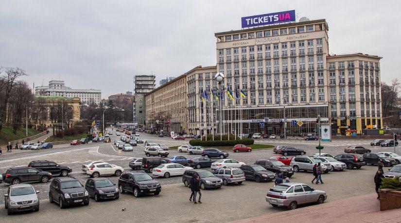 Пробки в Киеве: как решить проблему