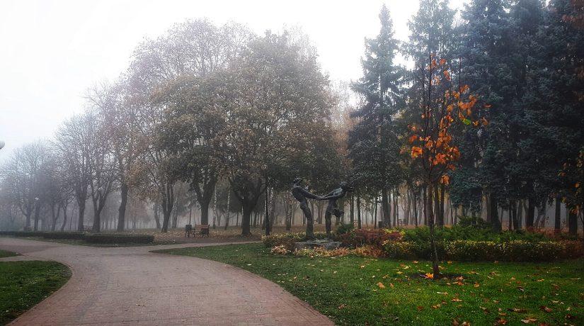 В Києві сьогодні хмарно, але сонечко визиратиме