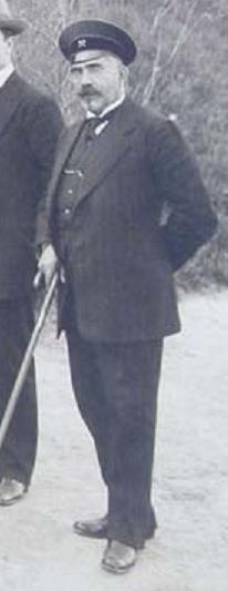 Инженер П. Э. Бутенко