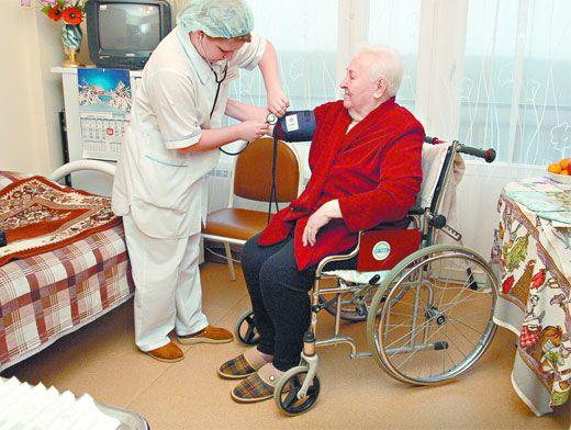 старик, медик