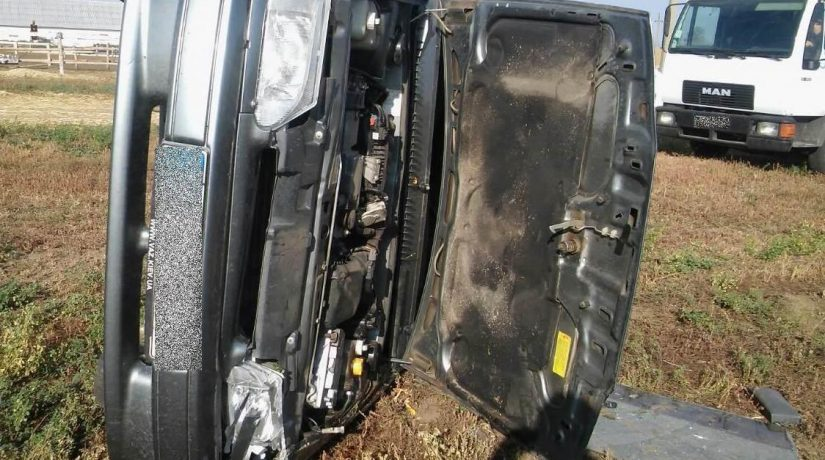 В Киевской области полиция с погоней задержала несовершеннолетних автоугонщиков