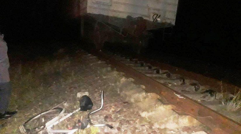 В Киевской области поезд смертельно травмировал мужчину