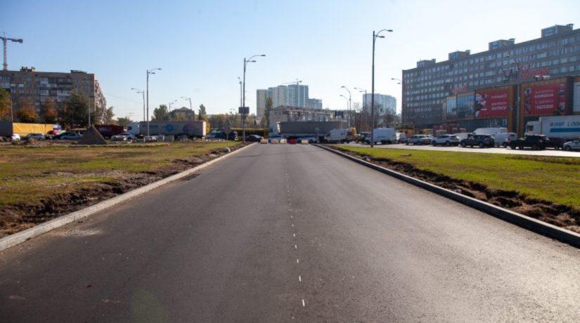 Опубликована схема объезда Дарницкой площади на время перекрытия