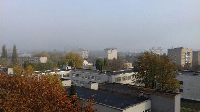 В Киеве для мониторинга состояния воздуха привлечены лаборатории спасателей
