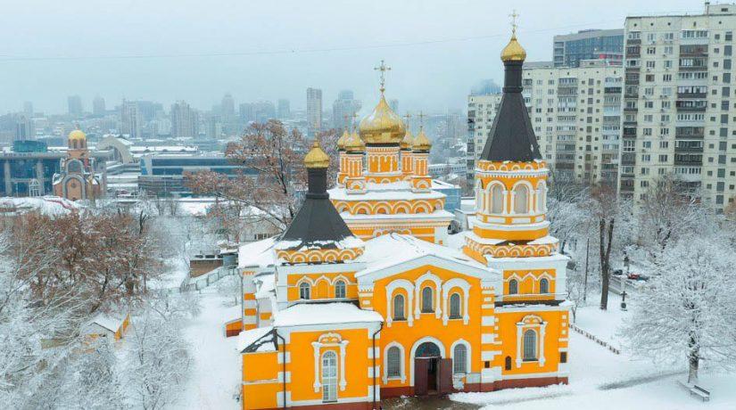 Покровская церковь на Соломенке