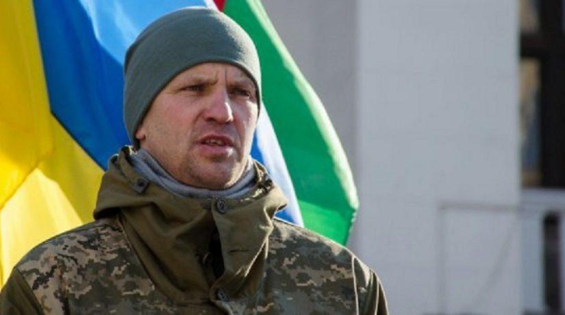 В Украину вернулся задержанный в Польше ветеран АТО Игорь Мазур