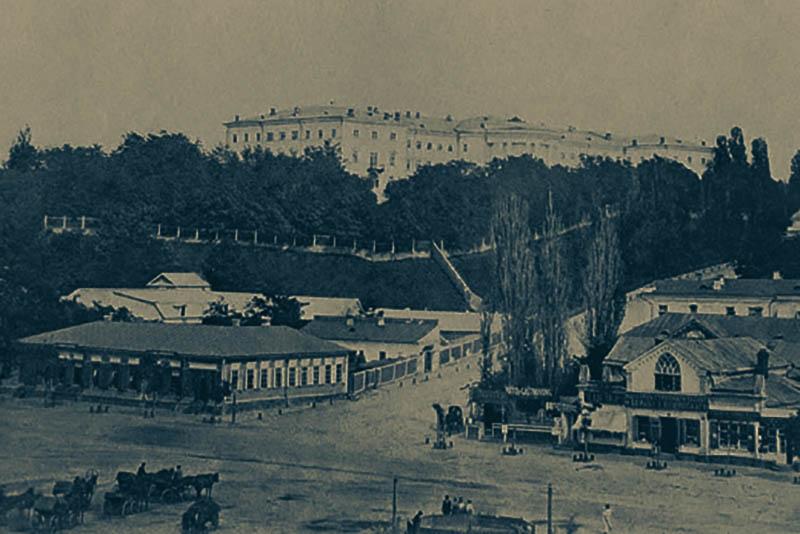 Лукьяновская тюрьма – Лукьяновское СИЗО – Лукьяновский тюремный замок