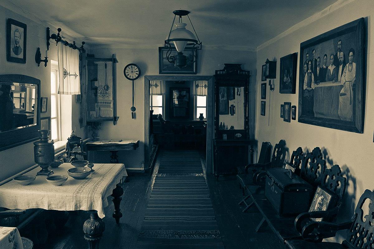 Музей Нечуя-Левицкого в селе Стеблеве
