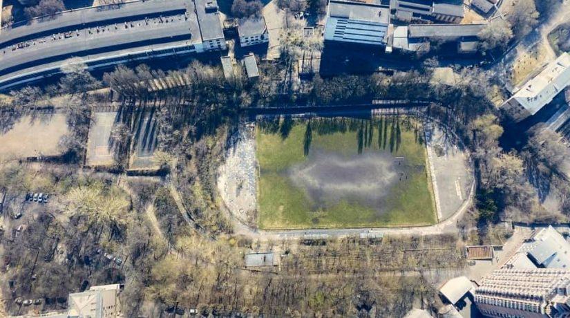 Спасенный от застройки стадион завода «Арсенал» ожидает реконструкция